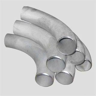 Stainless Steel 90° R=6D Bend Pipe