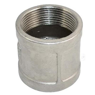 Stianless Steel Casting Pipe Fitting Threaded Coupling