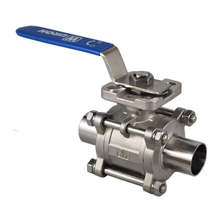 Clamp/Weld/Thread/ Flange Stainless Steel Sanitary Ball Valve