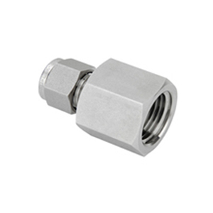 Stainless Steel Female Connector Swagelok Tube Fitting