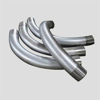 Stainless Steel 90° R=5D Bend With Straight Pipe