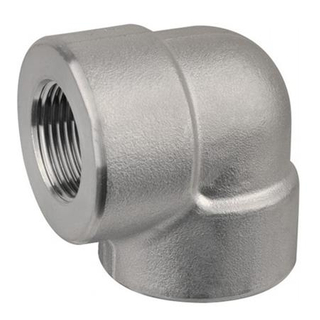 Stainless Steel Thread Elbow 90 Degree
